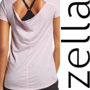 3 for $50 Zella Serenity Swoop Tee Tshirt Lilac